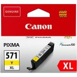 CANON CLI-571YXL Tintapatron Pixma MG5750, 6850,7750 nyomtatókhoz, CANON, sárga, 11 ml