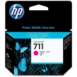 HP CZ131A Tintapatron DesignJet T120,T520 nyomtatókhoz, HP 711, magenta, 29 ml