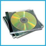 CD/DVD tokok