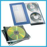 CD/DVD tárolás