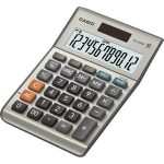 """CASIO Számológép, asztali, 12 számjegy, CASIO """"MS-120B MS"""""""