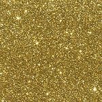 . Glitterkarton, A4, 220 g, sárga