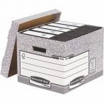 "FELLOWES Archiválókonténer, karton, standard, ""BANKERS BOX® SYSTEM by FELLOWES®"""