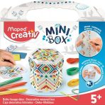"""MAPED CREATIV Kincsesdoboz kreatív készségfejlesztő készlet, MAPED CREATIV, """"Mini Box"""""""