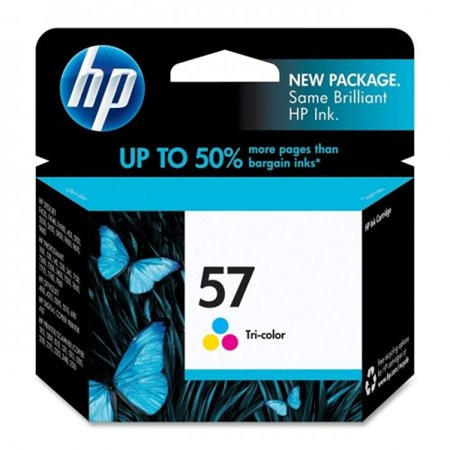 HP C6657AE Tintapatron DeskJet 450c, 450cb, 5150 nyomtatókhoz, HP 57, színes, 17ml