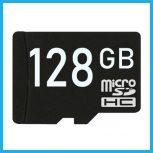 128 GB-os Micro SD kártyák