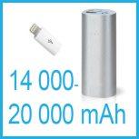 Hordozható akkumulátorok 14000-20000 mAh