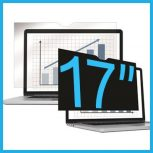 "Monitorszűrők 17"""