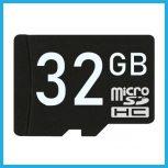 32 GB-os Micro SD kártyák