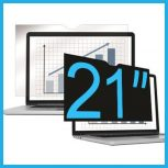 "Monitorszűrők 21"""