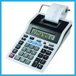 Szalagos számológépek és tartozékok